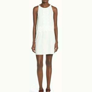 Leith slip mini dress